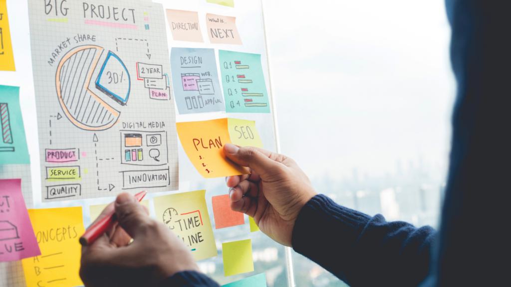 Estratégias de planejamento